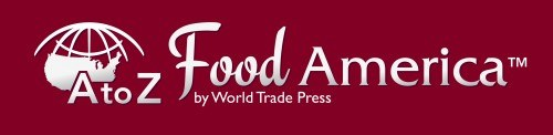 A to Z Food America Logo